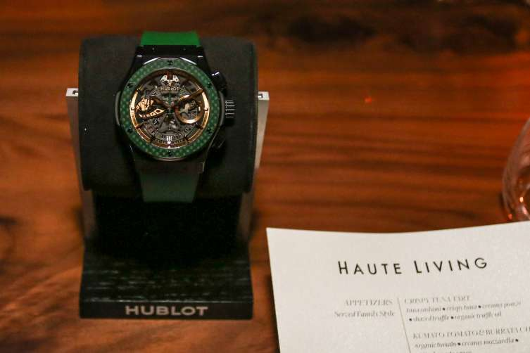 WBC Timepiece