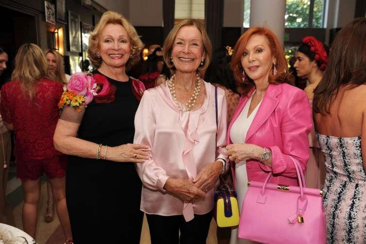Ingrid Fatio, Diana Niels, & Lois Russell