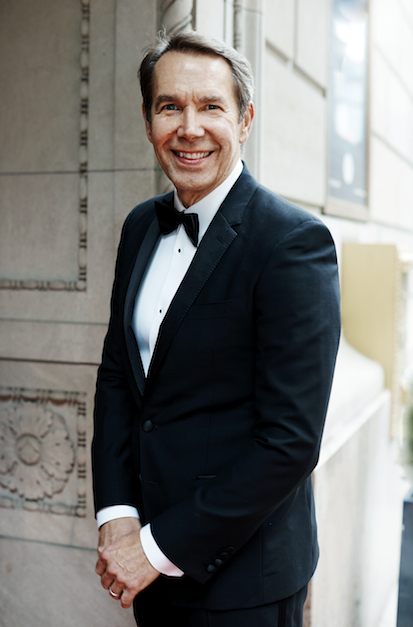 Jeff Koons Photographed by Weston Wells