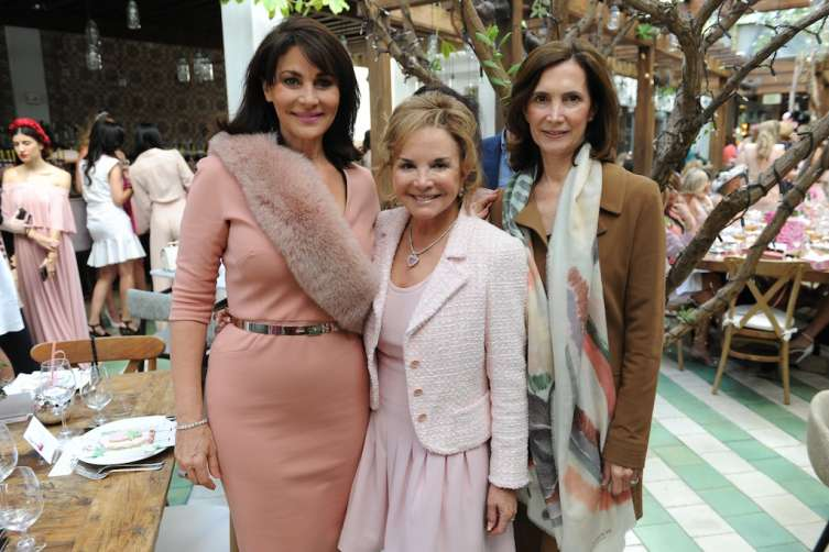 Jennifer Valoppi, Swanee DiMare, & Frances Sevilla-Sacasa
