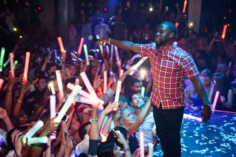 Kevin Hart at Marquee Nightclub last September.