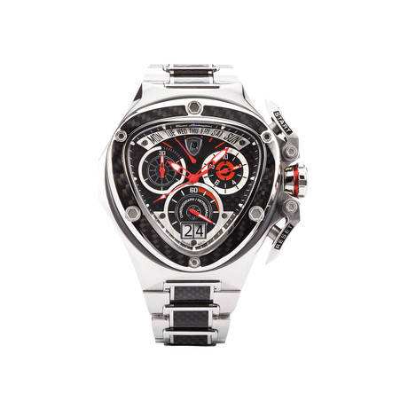 LAMBORGHINI PRODUCTS SPYDER CHRONOGRAPH QUARTZ
