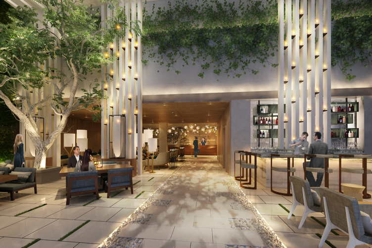 Lincoln Motor Company >> All You Need to Know About the Upcoming Dream Hollywood Hotel