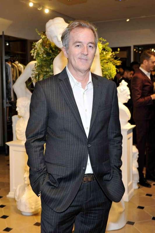 Writer Luke Davies