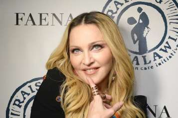 Madonna Presents An Evening of Music, Art, Mischief and Performance to Benefit Raising Malawi