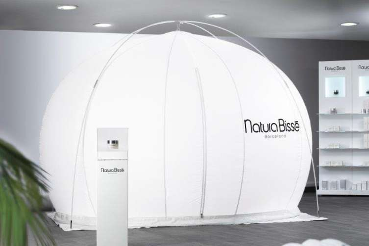 NaturaBissé's air bubble