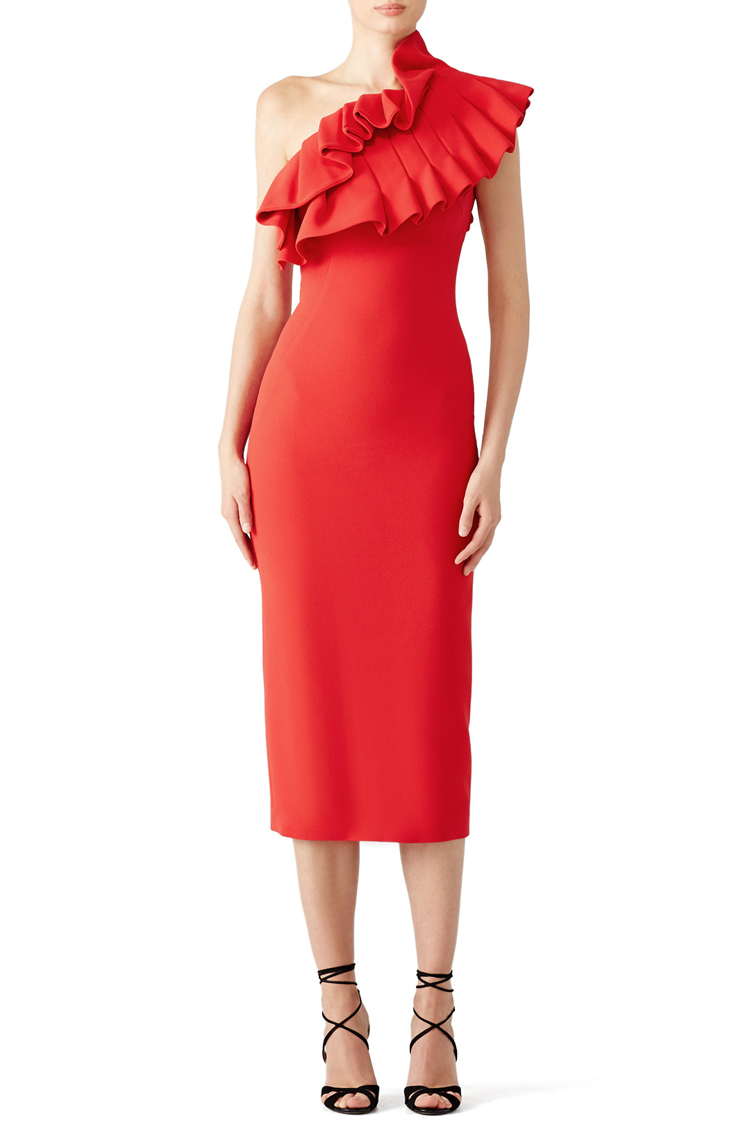 A Rent the Runway dress by Osman