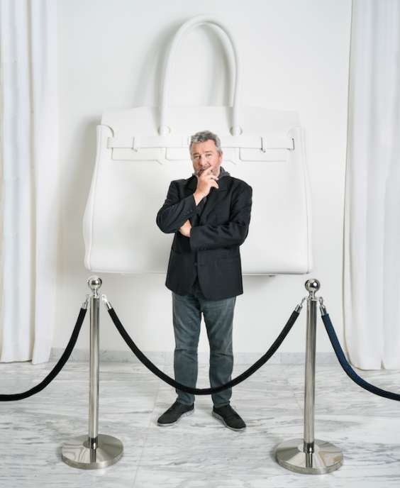 Philippe Starck at SLS Miami