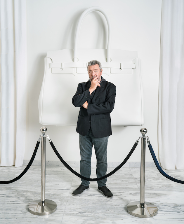 Philippe Starck And Sam Nazarian On Art Design Sls Brickell