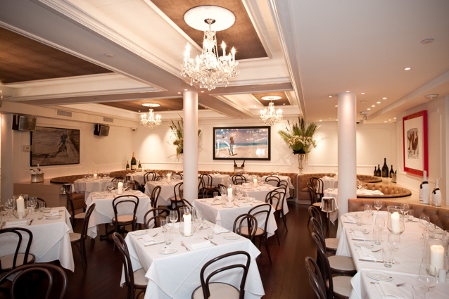 REBagatelle's Dining Room