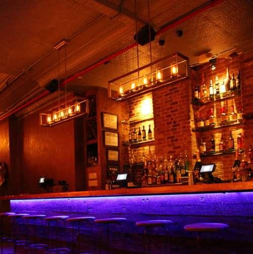 REDelilah Bar Shot