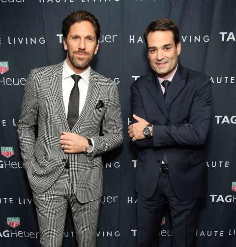 Haute Living New York Celebrates Cover With Rangers Star Henrik