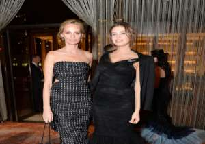 Lauren Santo Domingo, Dasha Zhukova