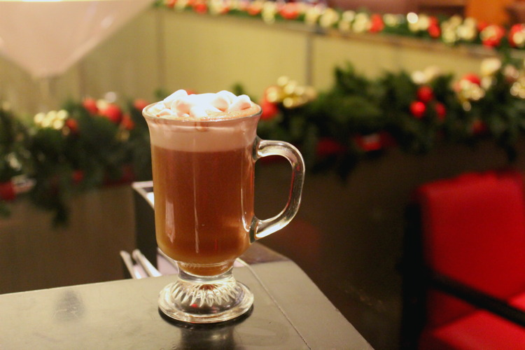 REThe Lambs Club - Boozy Hot Chocolate 1