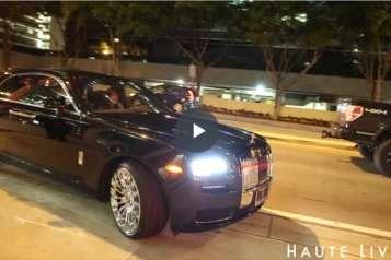 Rolls Royce Haute Living
