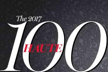 Haute 100 NY 2017