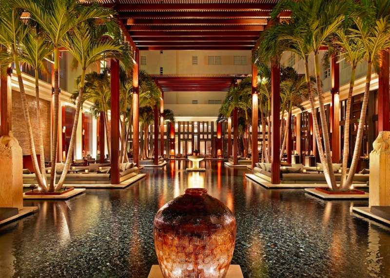 Jaya at the Setai