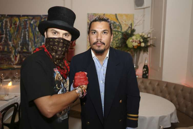 Alec Monopoly and Crime x Design