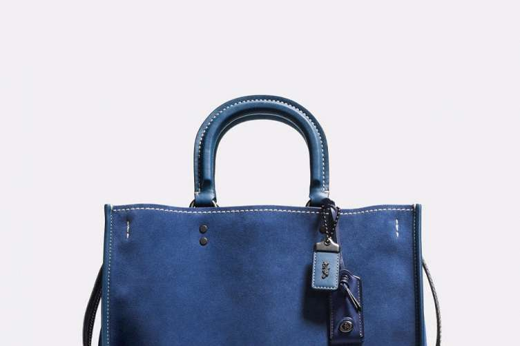 Coach Rogue Bag 36 in Suede $995
