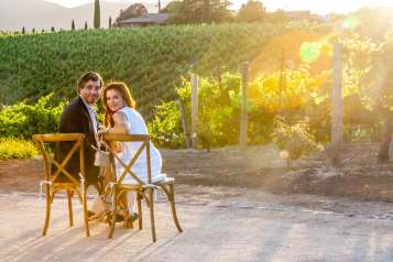 JACK CALHOUN & TRENT NORRIS' Evening in the Vineyard