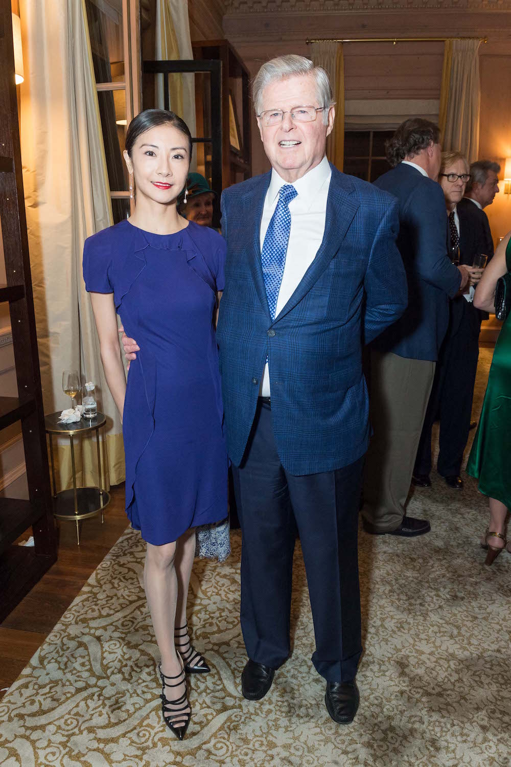 Yuan Yuan Tan and Richard Barker