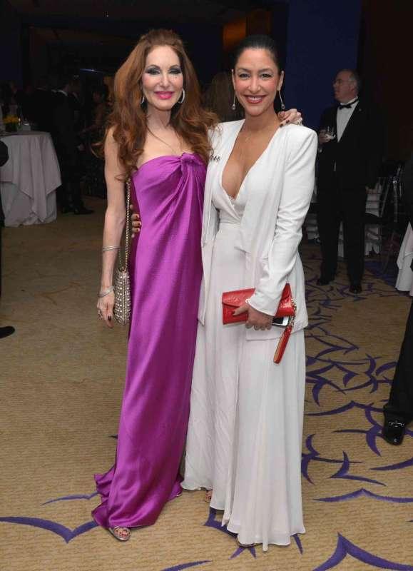 Tara Solomon and Violet Camacho