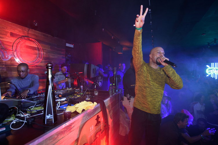 Common performs at TAO Park City