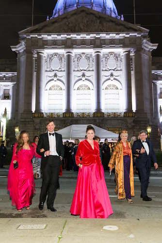 San Francisco Ballet Opening Night Gala