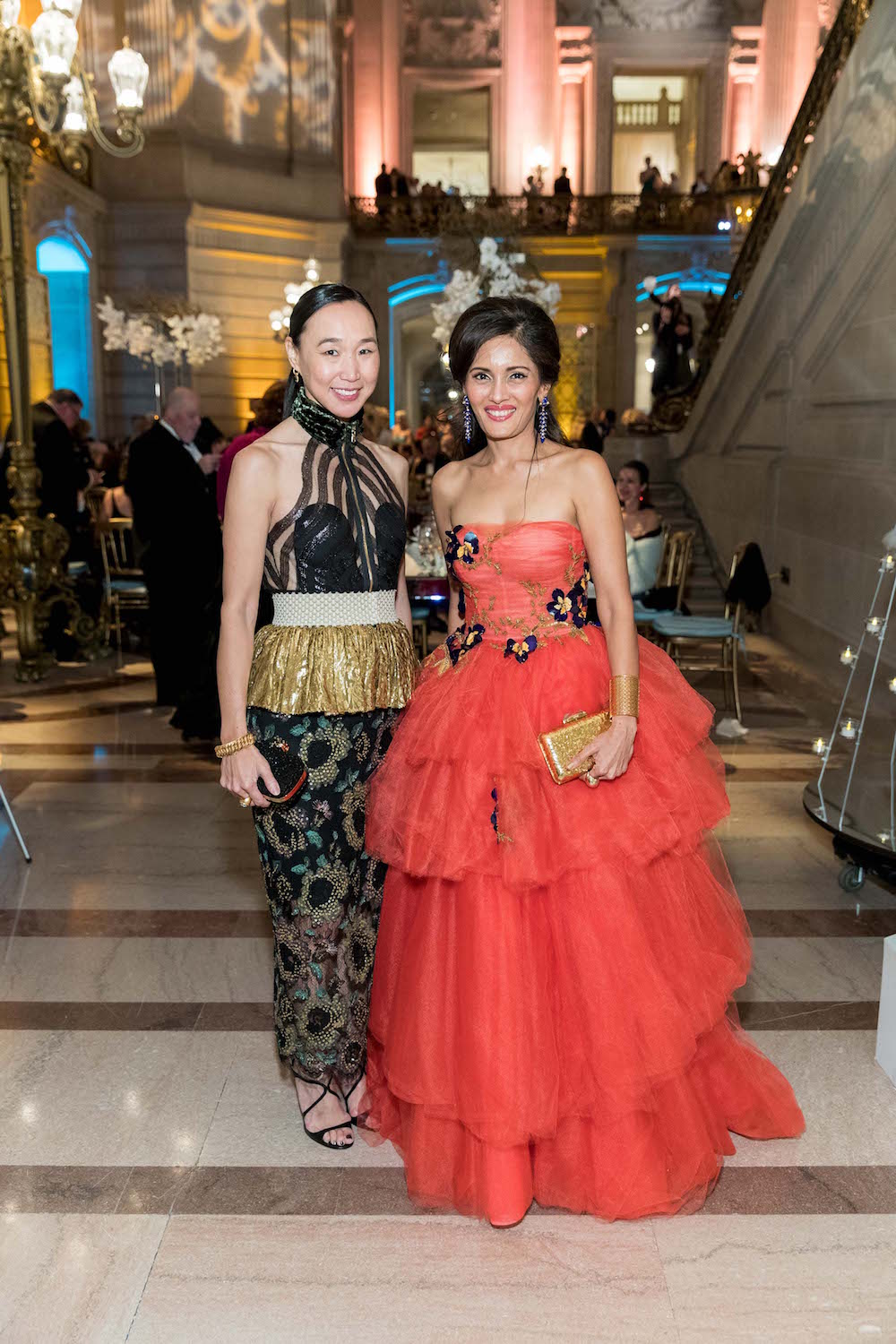 Carolyn Chang and Komal Shah