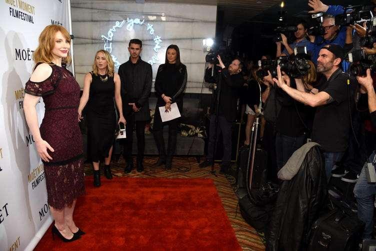 Moet & Chandon Celebrates The 2nd Annual Moet Moment Film Festival 3