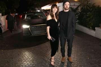 Audi Arrivals at W Magazine's Best Performances Party