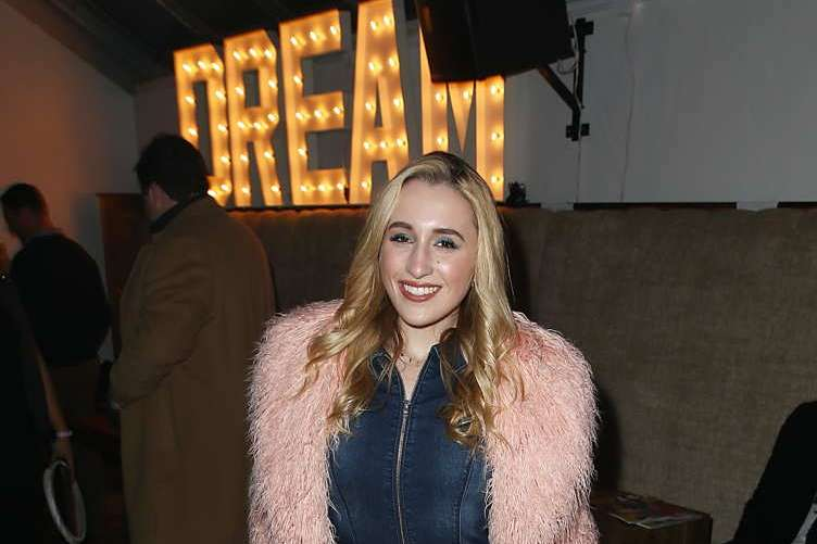 Harley Quinn Smith attends the NYLON x Dream Hollywood Apres Ski party