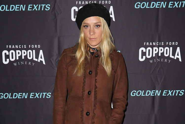 Chloe Sevigny attends the Francis Ford Coppola Winery hosted Golden Exit Party