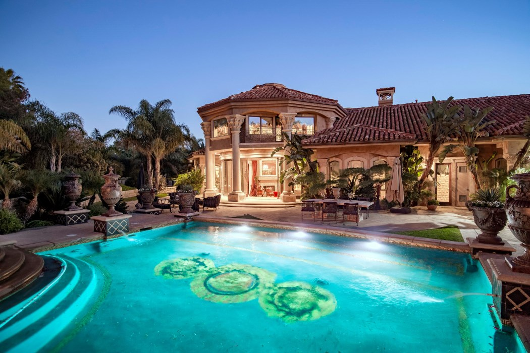 sothebys international realty opulent and palatial spanish hills country club enclave
