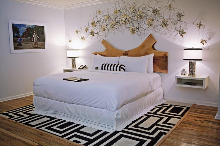 The Fairmont Dallas Arts District Suite Bedroom