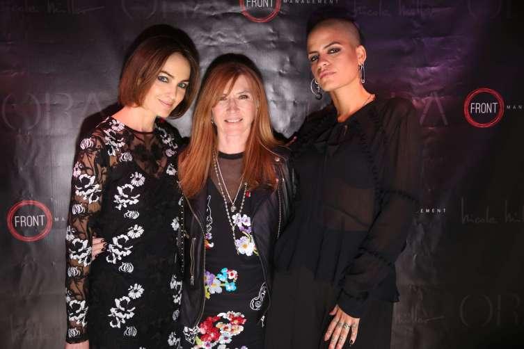 Chandra North, Nicole Miller & Omahyra Mota