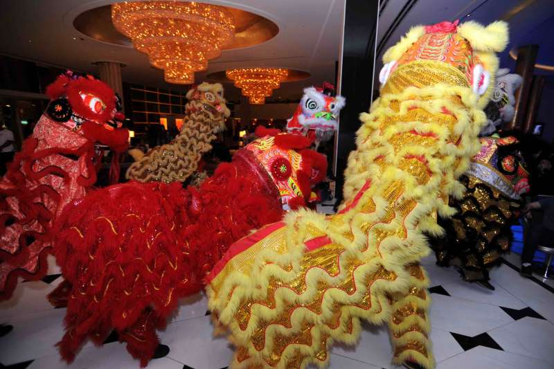 Chinese New Year at Hakkasan