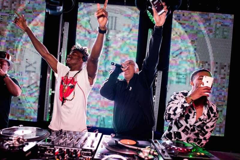 DJ Ruckus + Rev Run