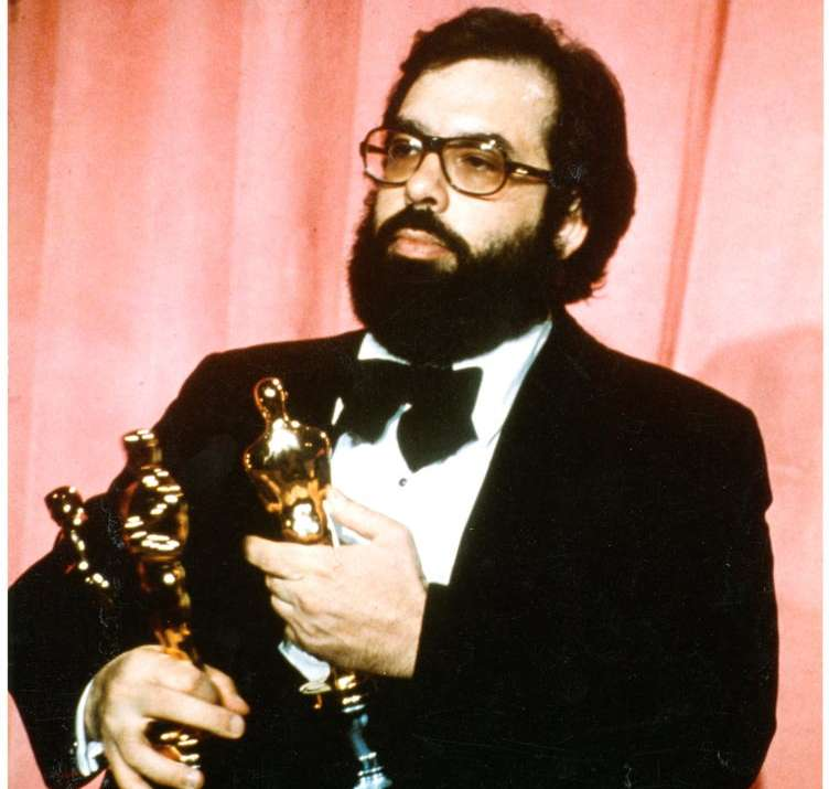 Image result for francis ford coppola oscars
