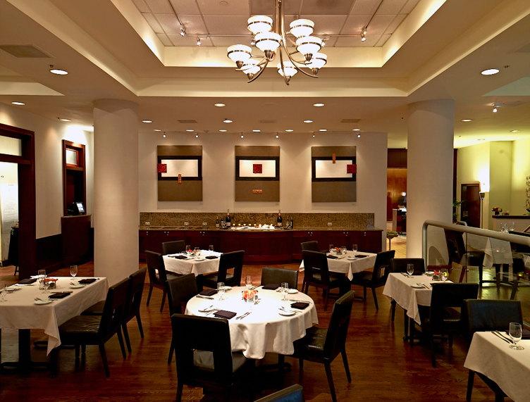 ARA Restaurant at Royal Sonesta Houston