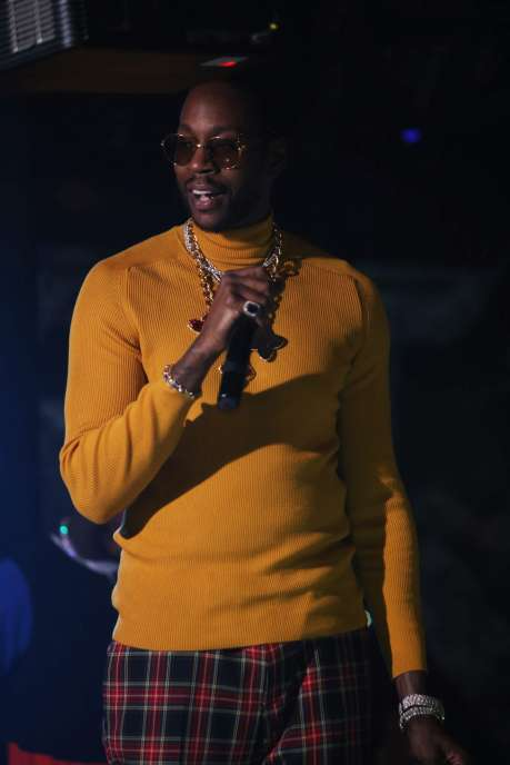 2 Chainz at Rockwell Nightclub for New Year's Eve