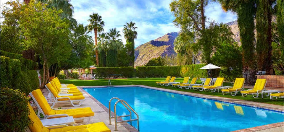 The pool at Ingleside Inn will be completely reimagined by PlumpJack's team