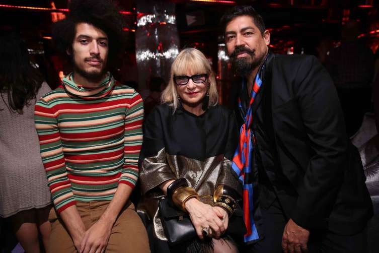 Jacinto Garcia, Elysze Held, & Danny Santiago
