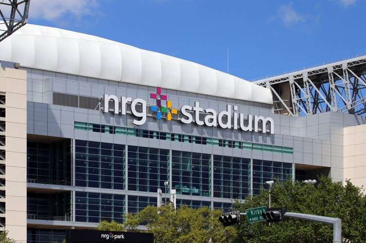 NRG Stadium, the home of the NFL's Houston Texans
