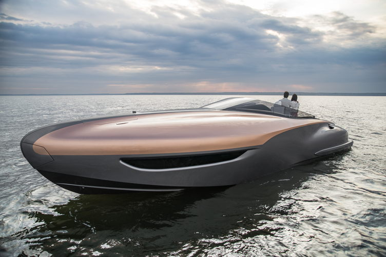 The Lexus Sport Yacht concept