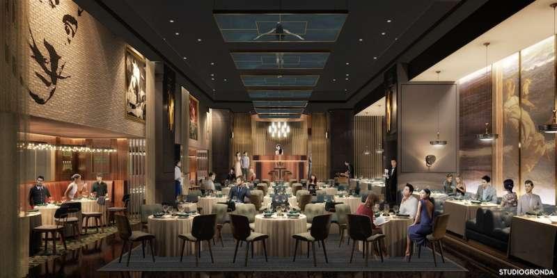 Miami Tatel - Main Dining - SG