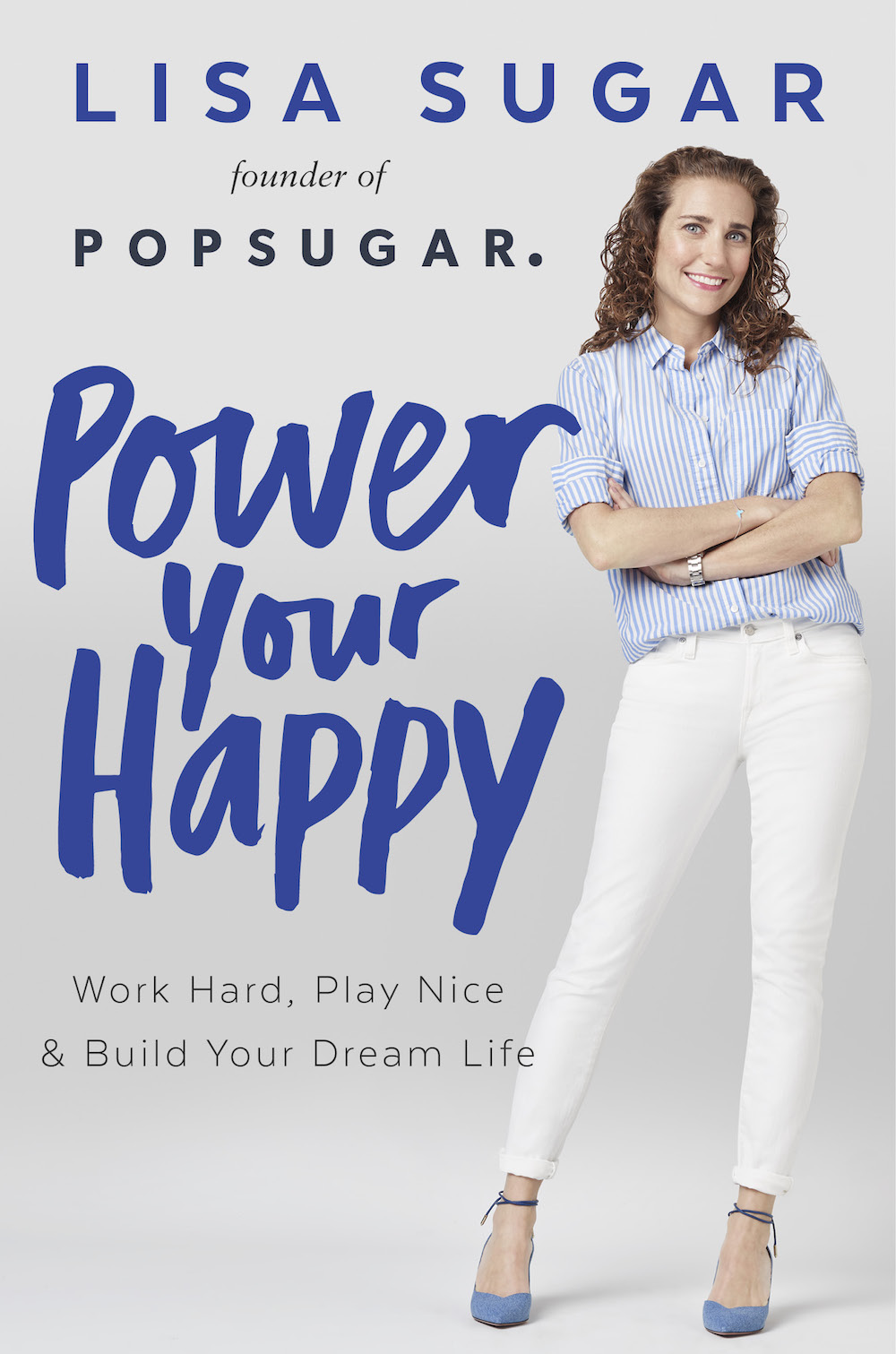 The cover of Sugar's first book