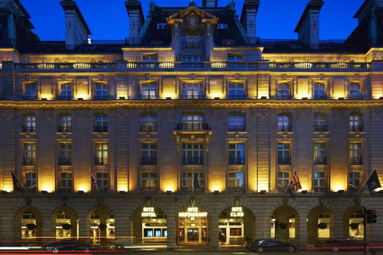 REThe Ritz London (Exterior)