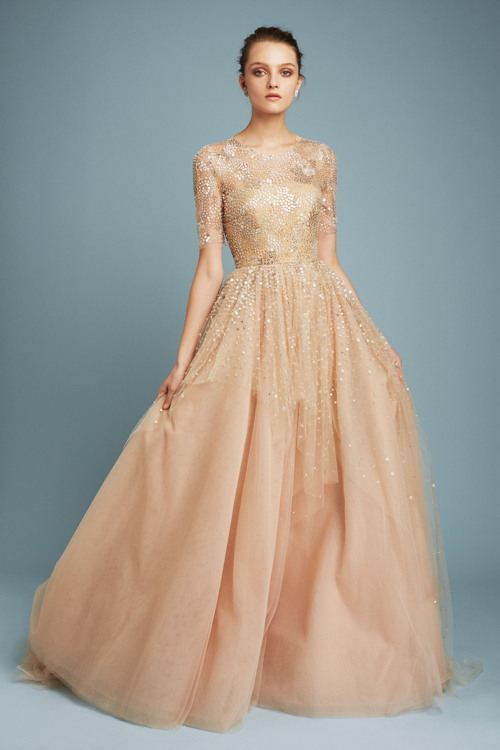 12978c79ae9 New York designer Reem Acra to Show in Paris for the First Time!