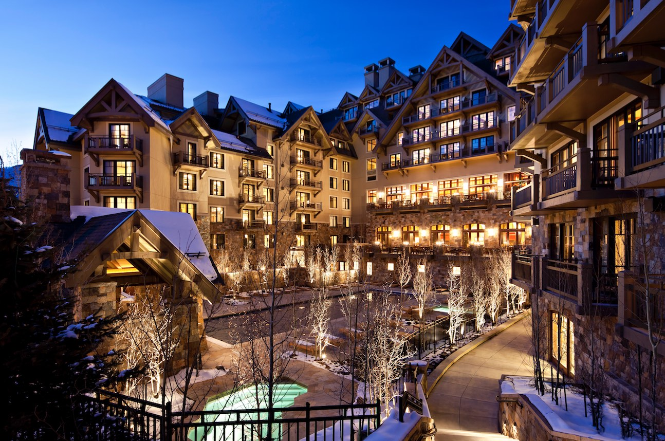 haute travel hit the slopes in style at these luxe ski